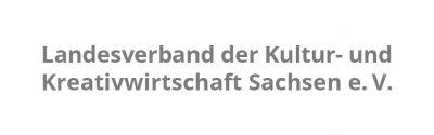 Landesverband der Kultur- und Kreativwirtschaft Sachsen e.V. Logo