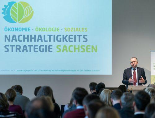 Verbändegespräch zur Fortschreibung der Nachhaltigkeitsstrategie für den Freistaat Sachsen