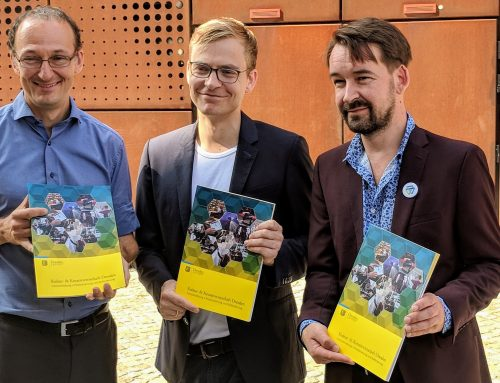 Neue Studie zur Dresdner Kultur- und Kreativwirtschaft veröffentlicht
