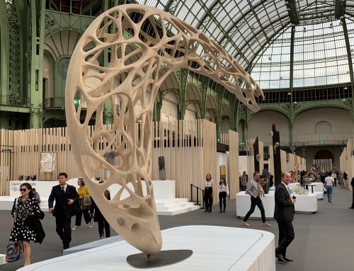 Sächsische Kreativwirtschaft im Herzen von Paris
