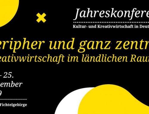 Jahreskonferenz der Kultur- und Kreativwirtschaft in Deutschland