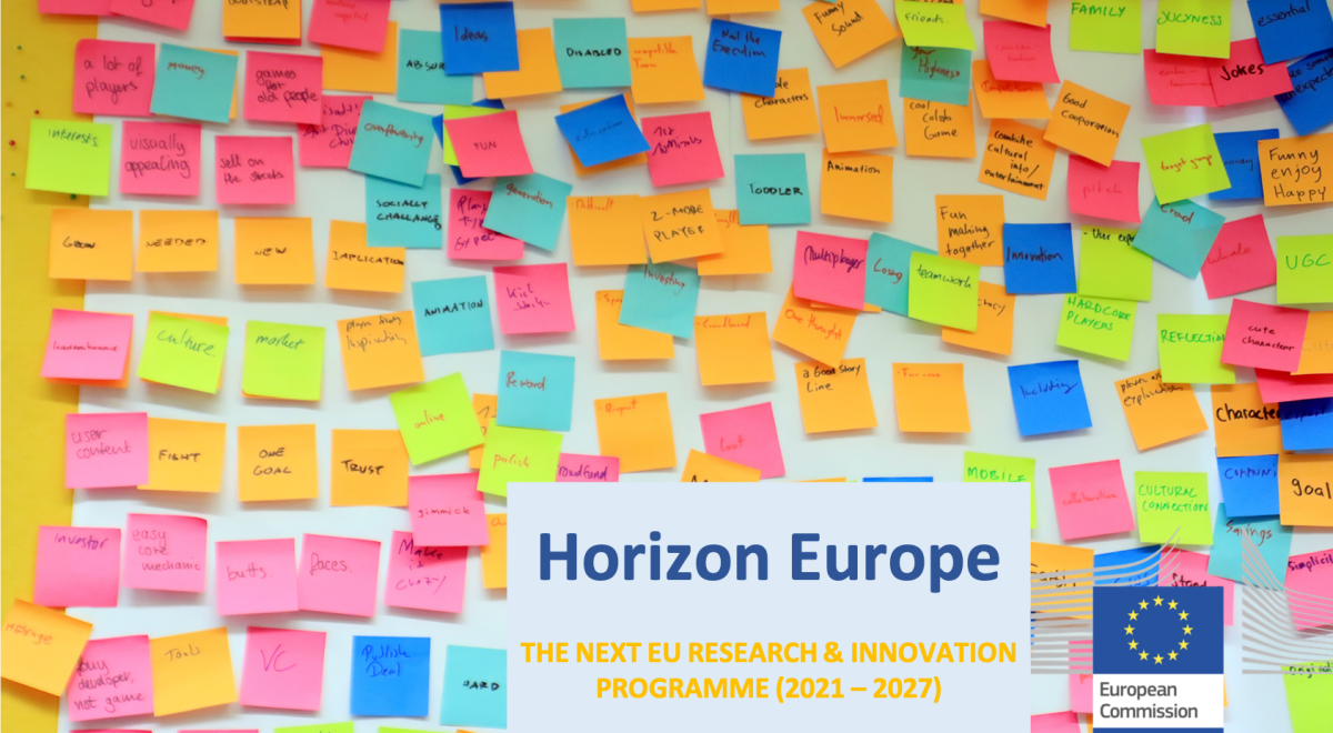 Konsultation Horizon Europe 2021