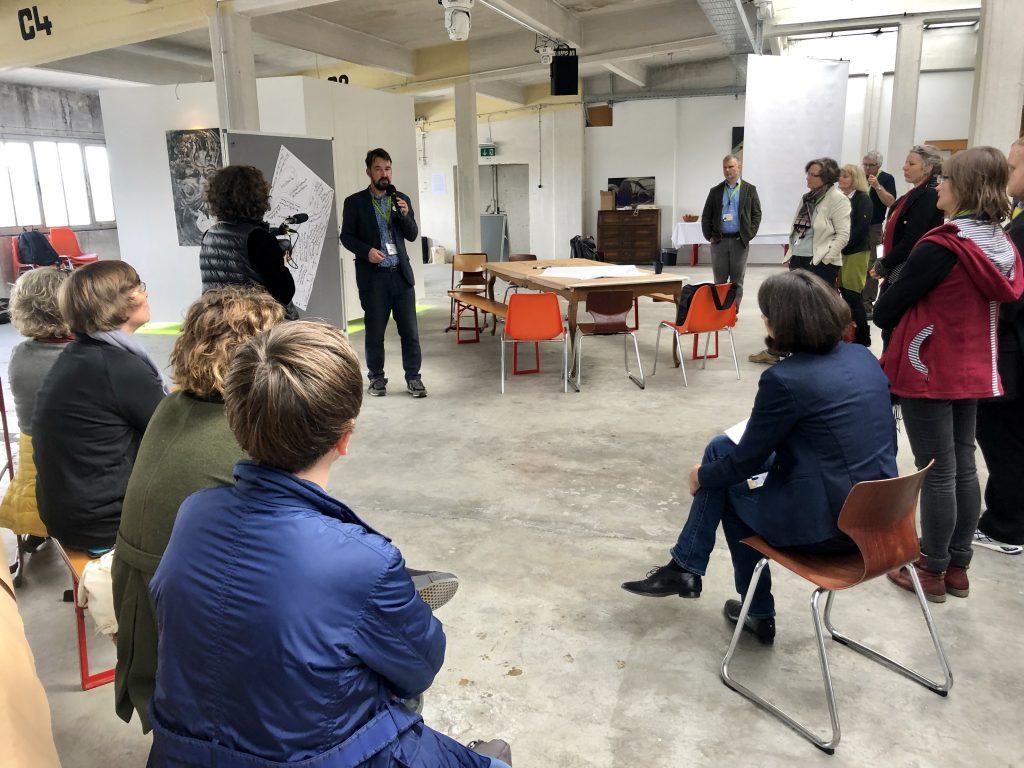 Jahreskonferenz 2019 Kreative Deutschland