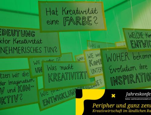 Das war die Jahreskonferenz 2019 von Kreative Deutschland – Peripher und ganz zentral