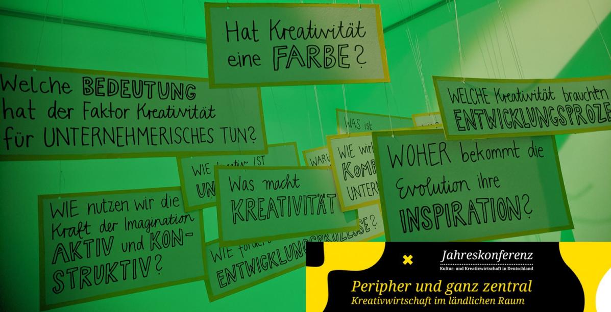 Jahrestagung 2019 Kreative Deutschland