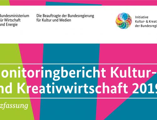 Neues Monitoring Kultur- und Kreativwirtschaft in Deutschland