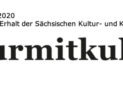 #nurmitkultur – Aktionstag zur Erhaltung der Kultur- und Kreativszene in Sachsen