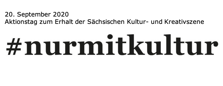 #nurmitkultur