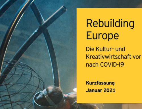 EU-Studie: Rebuilding Europe