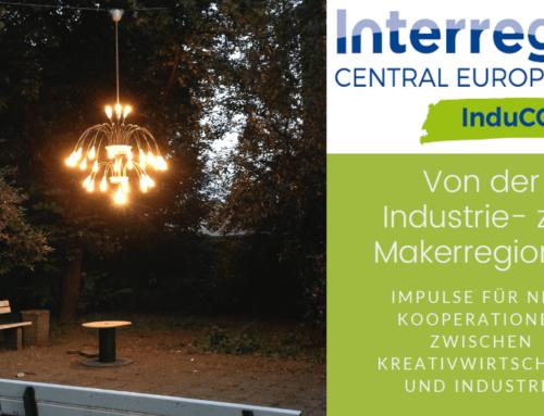 InduCCI Tagung 2021: Von der Industrie- zur Makerregion?!