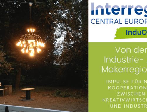 InduCCI Tagung am 29.09.2021: Von der Industrie- zur Makerregion?!