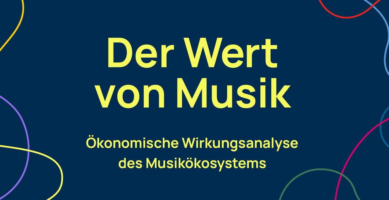 Studie Wert der Musik