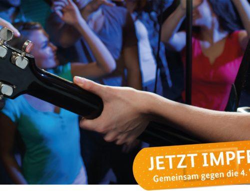 Die Kampagne #impfenhilft des Landesverbandes Soziokultur Sachsen /// Wir sinddabei!